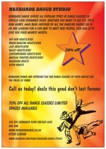 Renegade dance studio En3